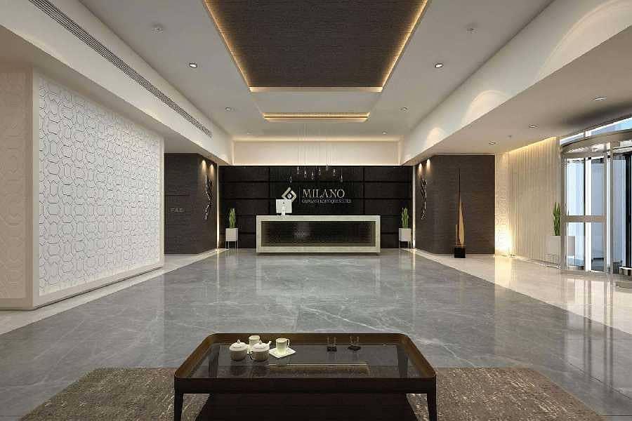 10 Modern Studio | Giovanni Boutique | For Rent