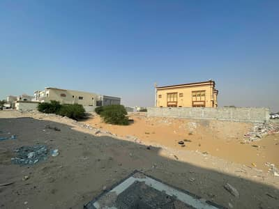 Mixed Use Land for Sale in Al Mowaihat, Ajman - 10,000 SQ. FT COMMERCIAL AND RESIDENTIAL PLOT FOR SALE IN TALLAH ROAD AJMAN MOWAIHAT 1