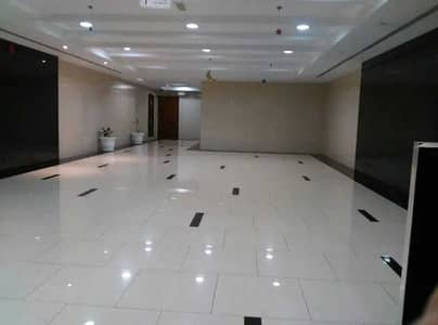 1 Bedroom Apartment for Rent in Corniche Ajman, Ajman - Furnished one room and lounge apartment, including bills with the internet, monthly payment, luxurious and new furniture, with a private parking insid