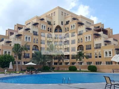 فلیٹ 1 غرفة نوم للايجار في جزيرة المرجان، رأس الخيمة - Garden View Renovated Bab Al Bahr 1 Bedroom