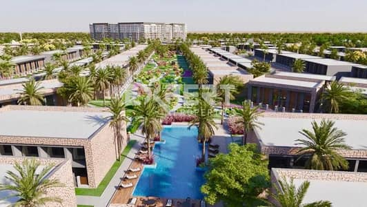 3 Bedroom Villa for Sale in Dubailand, Dubai - Single RowI Huge Size I Townhouse I 30  to 70 Payment Plan