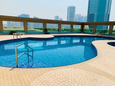 فلیٹ 4 غرف نوم للايجار في الممزر، الشارقة - شقة في الممزر 4 غرف 105000 درهم - 5381993