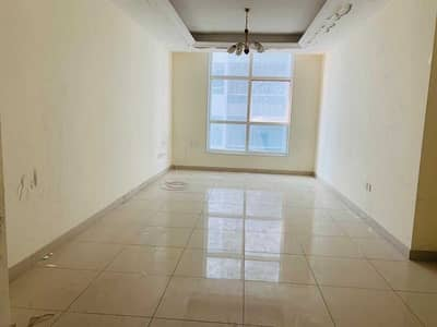 2 Bedroom Apartment for Rent in Al Mamzar, Sharjah - Chiller free Spacious 2bhk in 46k with balcony parking free all facilities 4,6 payments
