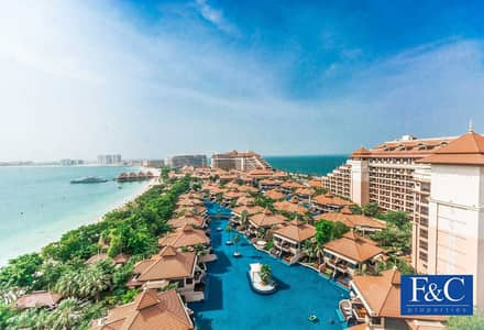 3 Bedroom Penthouse for Sale in Palm Jumeirah, Dubai - Brand New | Beach Access | Pvt. Pool | Sea view