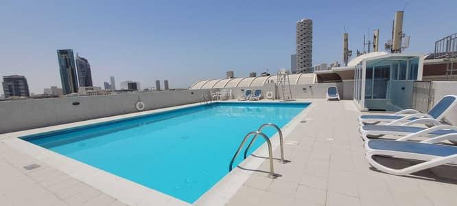 شقة 1 غرفة نوم للايجار في قرية جميرا الدائرية، دبي - Spacious 1 BR with study convertible to a room   Low Floor