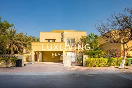 فیلا 4 غرف نوم للايجار في السهول، دبي - Well Maintained | Great Location | Sky View |