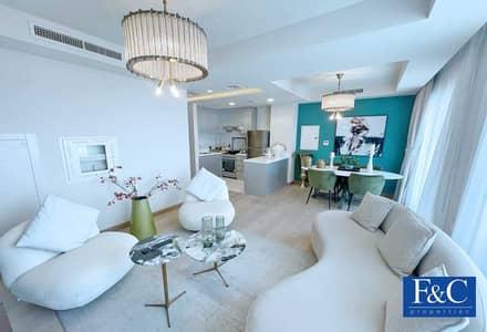 3 Bedroom Villa for Sale in DAMAC Hills 2 (Akoya Oxygen), Dubai - Cavali Branded | Golf Course View | G + 2