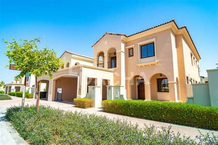 فیلا 5 غرف نوم للبيع في المرابع العربية 2، دبي - Single Row / Close to Pool / Exclusive Type 3