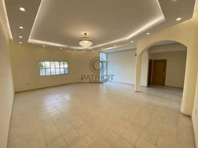 فیلا 6 غرف نوم للايجار في جميرا، دبي - UPGRADED 6BR MAIDS PVT GARDEN INDEPENDENT VILLA IN JUMEIRAH 3