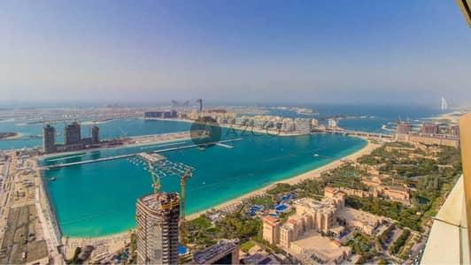 4 Bedroom Flat for Rent in Dubai Marina, Dubai - Spacious Layout l Higher floor l Sea View