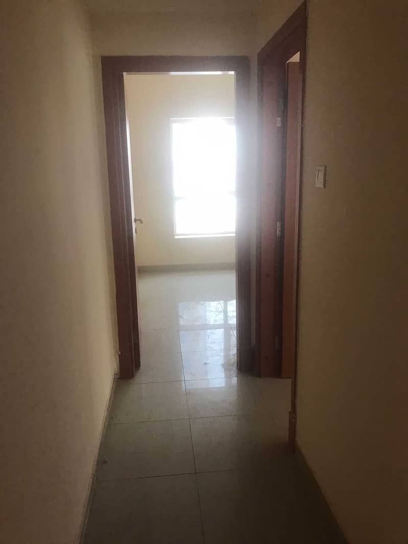 3 BHK available for rent in Ajman pearl Towers with parking