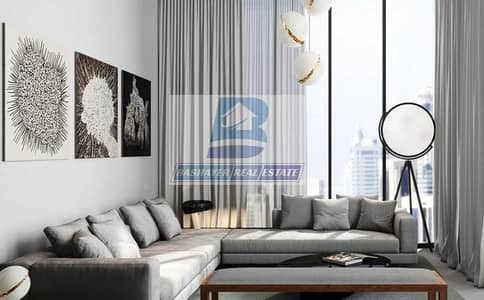 1 Bedroom Apartment for Sale in Aljada, Sharjah - Superb  Smart Apartment   - in New Sharjah downtown- with Easy payment Plan