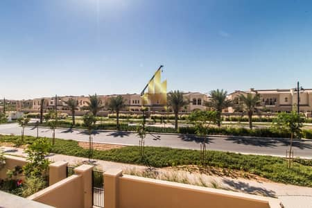 3 Bedroom Villa for Rent in Serena, Dubai - Single Row |  Well Maintained | Vacant