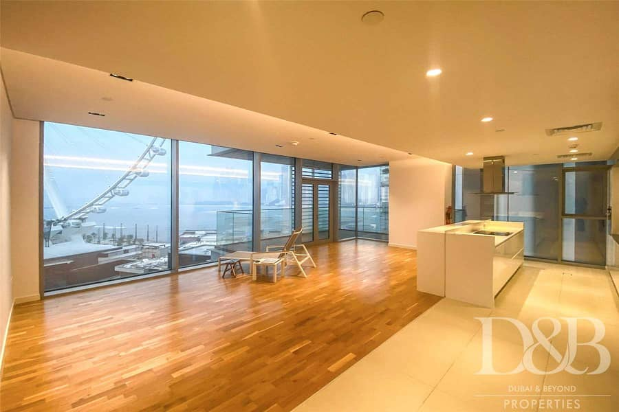 2 Full Sea View   Unfurnished   Vacent