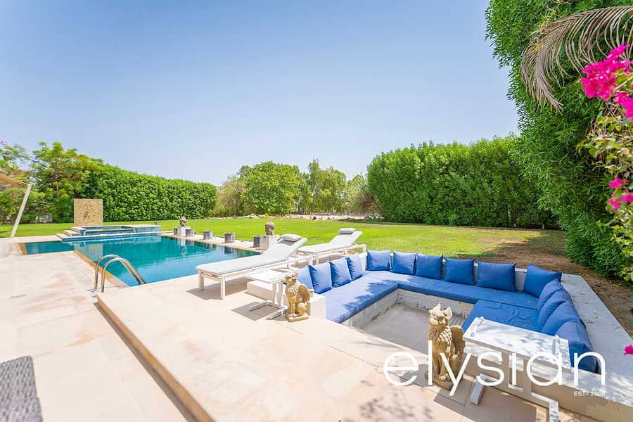 2 Magnificent Villa   Fountain View   Biggest Plot