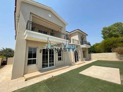 4 Bedroom Villa for Sale in Jumeirah Golf Estates, Dubai - Genuine Seller|Full Golf Course View | Vacant