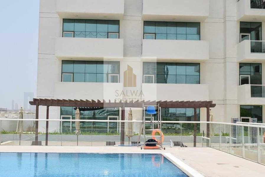 1BR Apartment // Pool View // Furnished