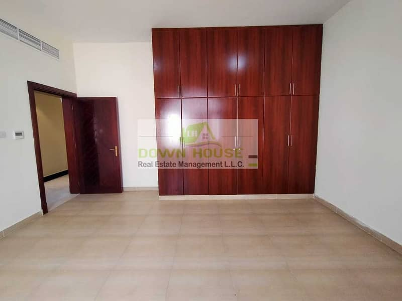 Excellent 1 Bedroom W/ Shared Pool in Khalifa City A