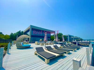 فیلا 4 غرف نوم للبيع في جزيرة نوراي، أبوظبي - Private Beach | Fully Furnished | Nurai Island
