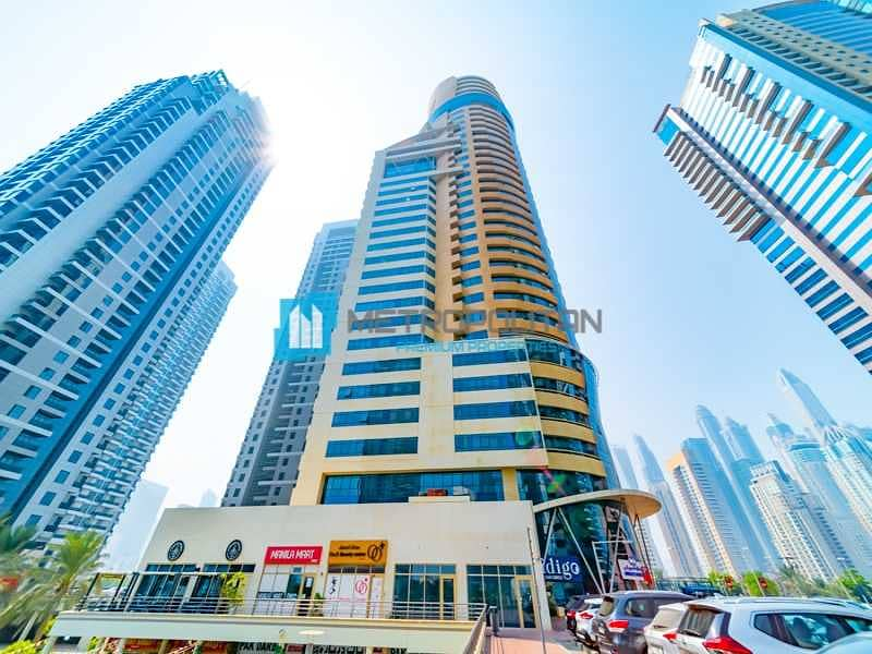 14 Marina View Fitted Office w/ 1 Bathroom Near Metro