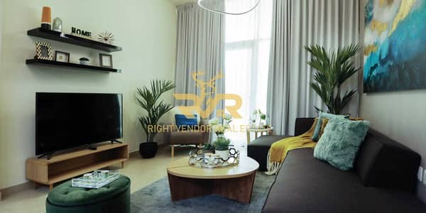 شقة 1 غرفة نوم للبيع في الفرجان، دبي - شقة في شايستا عزيزي الفرجان 1 غرف 580000 درهم - 5382582