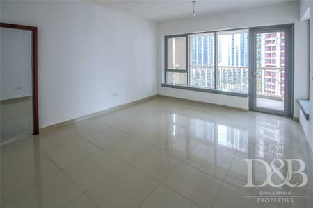 1 Bedroom Flat for Rent in Downtown Dubai, Dubai - Unfurnished   1 Bedroom   Chiller Free