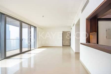 3 Bedroom Apartment for Rent in Downtown Dubai, Dubai - Burj and Fountain View   High Floor   Maid's Room