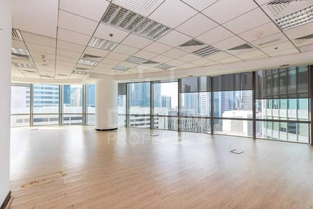 Office for Sale in DIFC, Dubai - Fully fitted | Tenanted and Large Office