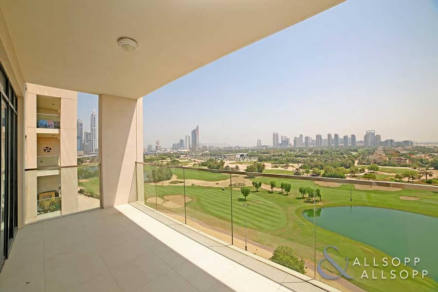 Full Golf View | Chiller Free | 3 Bedrooms