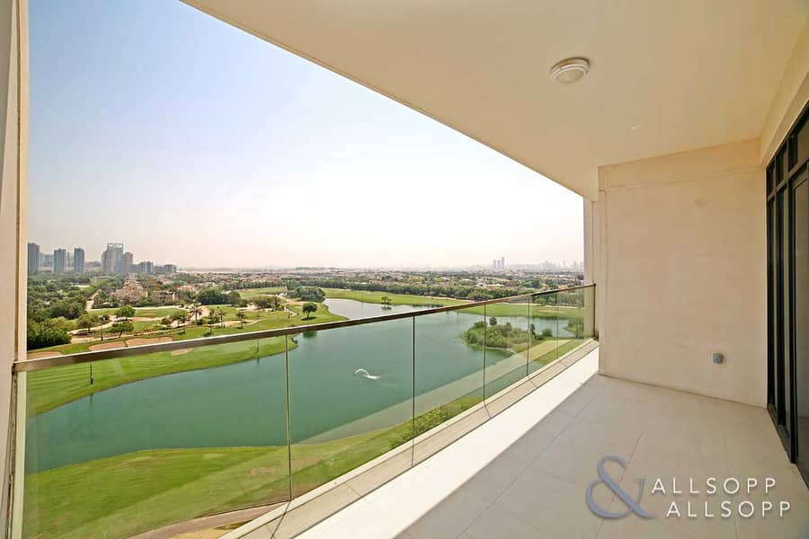 2 Full Golf View | Chiller Free | 3 Bedrooms