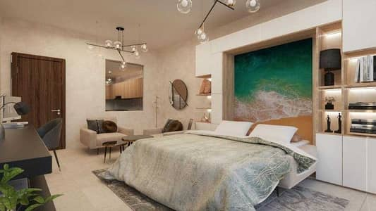 2 Bedroom Apartment for Sale in Dubai Residence Complex, Dubai - Own a furnished apartment in a vital location in Dubai at a very special price and installments over 3 years