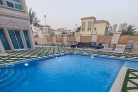 فیلا في الضاحية 8M مثلث قرية الجميرا (JVT) 3 غرف 3999990 درهم - 5381389