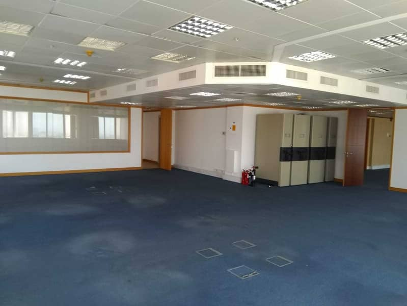 Multiple Offices Available In Sheikh Zayed Road