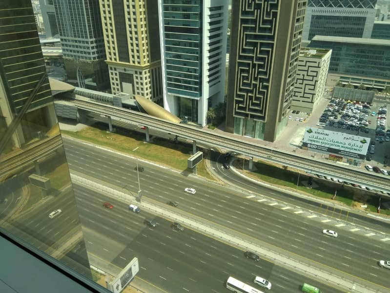 16 Multiple Offices Available In Sheikh Zayed Road