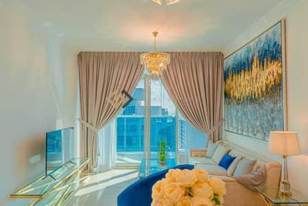 2 Bedroom Flat for Rent in Sheikh Khalifa Bin Zayed Street, Ajman - 2 Bedroom Apartment in Rital & Rinad Tower Ajman