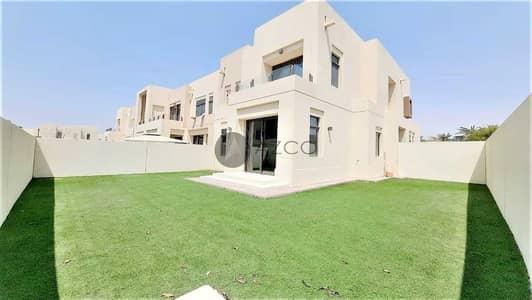 فیلا 3 غرف نوم للبيع في ريم، دبي - النوع ح | دراسة | مقابل حمام السباحة والمنتزه شاغر |