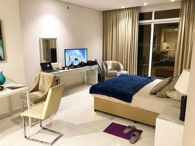 Studio for Rent in Business Bay, Dubai - Canal View | Fully Furnished | Best Layout