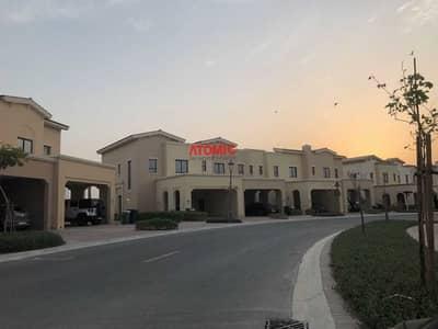 تاون هاوس 3 غرف نوم للايجار في ريم، دبي - Type 3M | Single Row | 3 Beds + Maids
