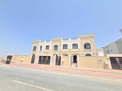 3 Bedroom Villa for Sale in Hoshi, Sharjah - Brand new luxury triple 3bhk compound villas 4.5 million hoshi area