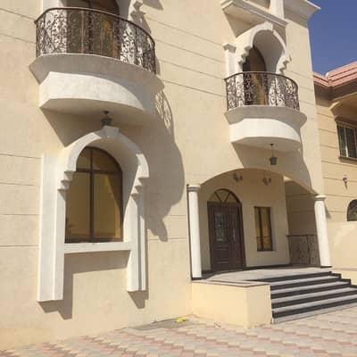 Villa for rent in Ajman area Muweihat new first inhabitant