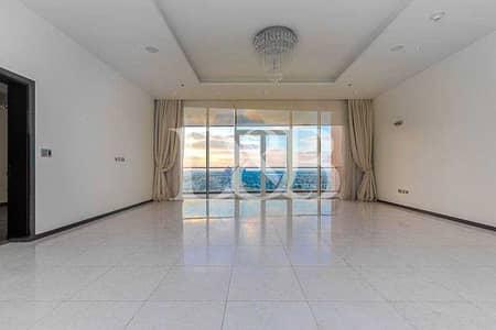 3 Bedroom Apartment for Rent in Palm Jumeirah, Dubai - High Floor   Sea and Atlantis View   Beach