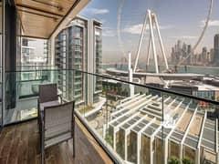 شقة في بناية الشقق 8 بلوواترز ريزيدينسز جزيرة بلوواترز 3 غرف 435000 درهم - 5382473