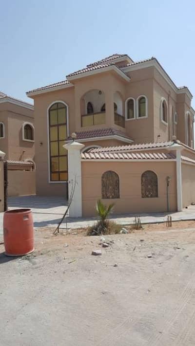 Villa for rent in Ajman area Rawda near Sheikh Ammar Street