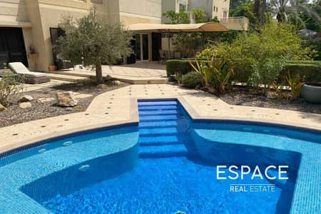 5 Bedroom Villa for Rent in The Meadows, Dubai - Equipped Kitchen Appliances | 5BR+Maids | Vacant