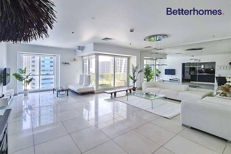 Upgraded | Fully Furnished | Study | Balcony