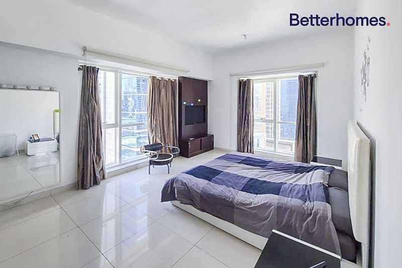 2 Upgraded | Fully Furnished | Study | Balcony