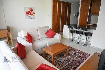 1 Bedroom Flat for Rent in Dubai Sports City, Dubai - Luxurious 1 BR furnished with balcony  I Canal View