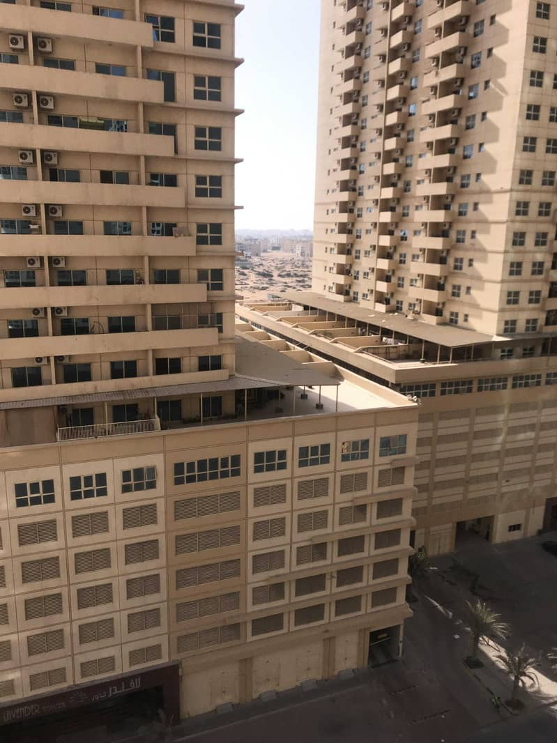1bhk  is available for rent in 15000aed with parking. . . .