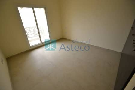 1 Bedroom Flat for Rent in Remraam, Dubai - 1 Month Free....  1 BHK open Kitchen For Rent