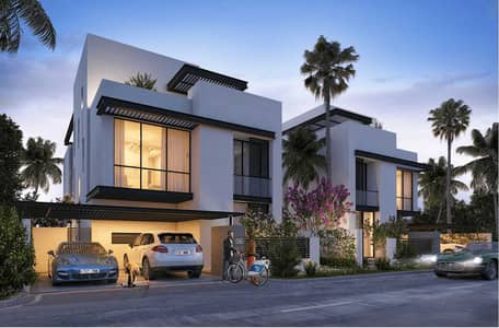 6 Bedroom Villa for Sale in Sharjah Waterfront City, Sharjah - One of the most amazing projects | in Sharjah is villas on the island of dreams